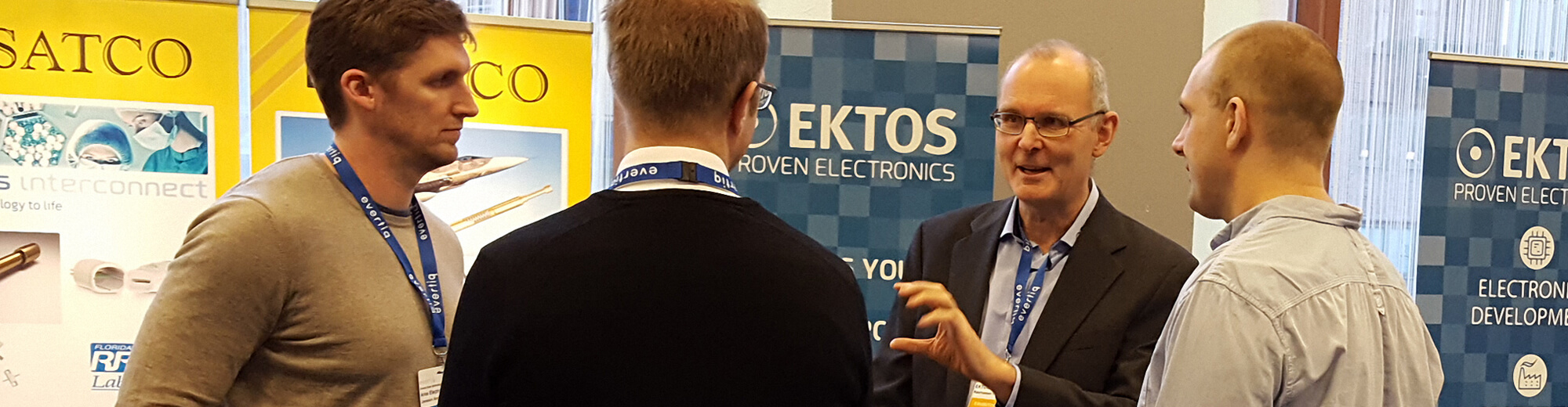 EKTOS at Evertiq in Gothenburg