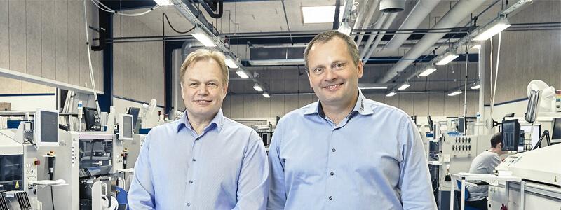 Nyt dansk elektronik-partnerskab tager kampen op med Fjernøsten