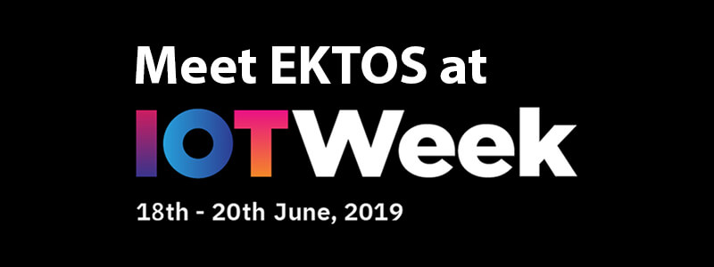 Let's talk IoT! Meet us at IOT Week in Aarhus June 18th-20th