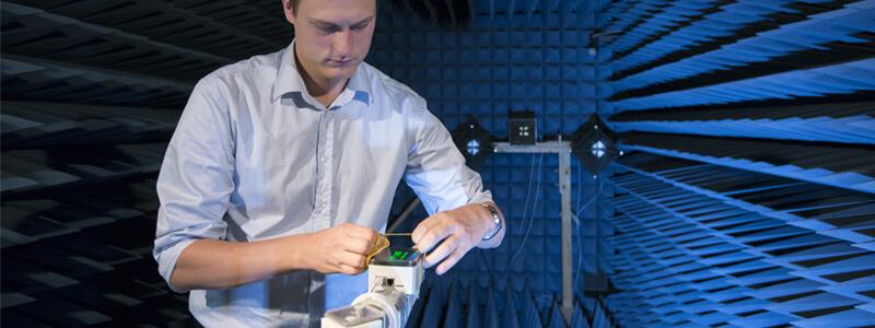 Ingeniørforeningen og EKTOS inviterer til rundvisning ved EKTOS' laboratorier