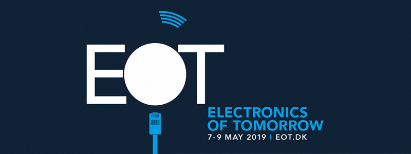 EKTOS will be at EOT to show you TECHTO