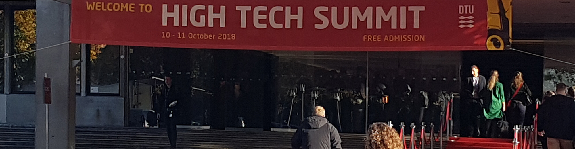 High Tech Summit – refleksioner fra EKTOS