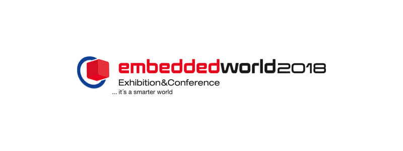 Inspiration and connection at Embedded World 2018