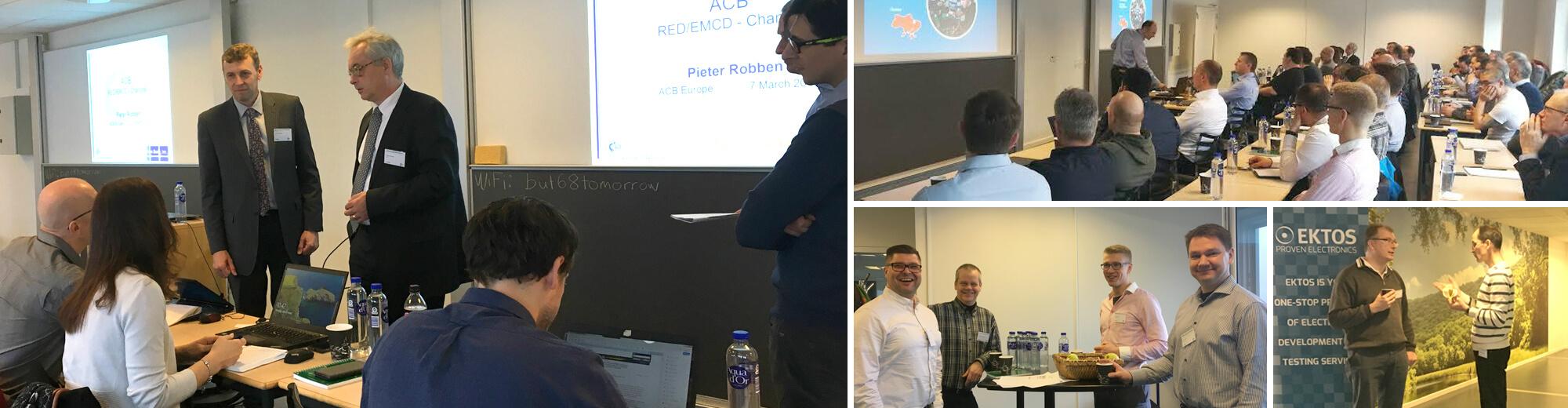 ACB's Wireless Approvals Workshop var en stor success!