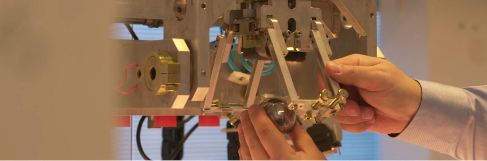 Mini video about Ball Impact Testing